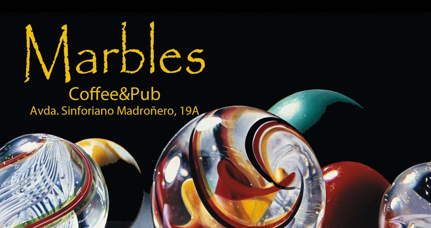 Identidad Global Cartel Marbles